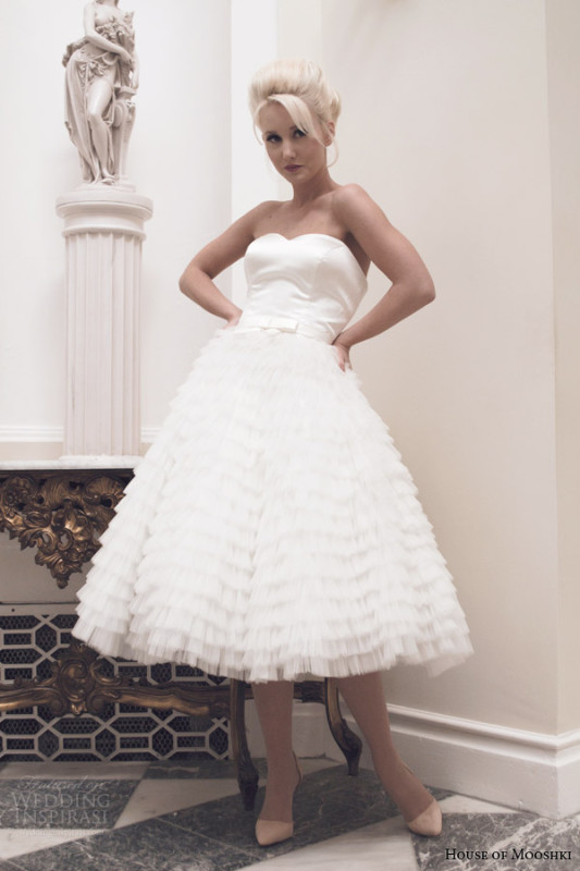 house-of-mooshki-wedding-dresses-fall-2014-harriet-strapless-tea-length-gown