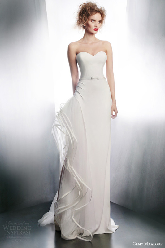 gemy-maalouf-winter-2015-unique-avant-garde-wedding-dress-style-4000-4065