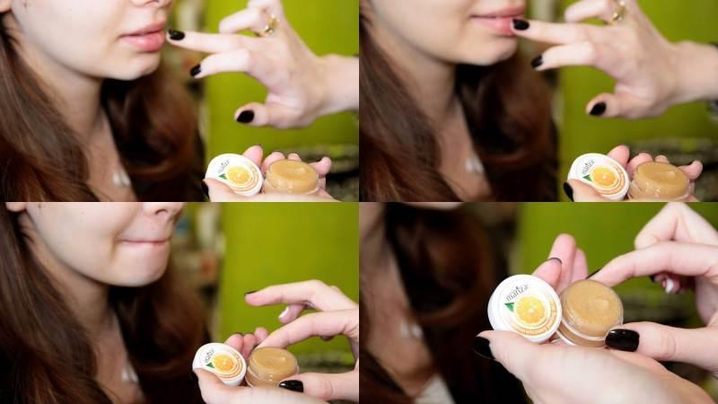 mariza kosmetyki makijaż peeling do ust sklep online internetowy gdzie kupic