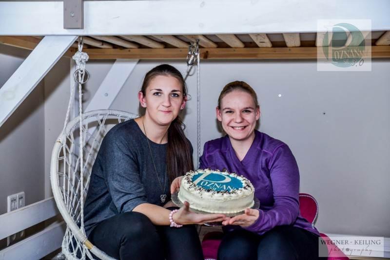 Marta i Beata - miszczynie organizacji