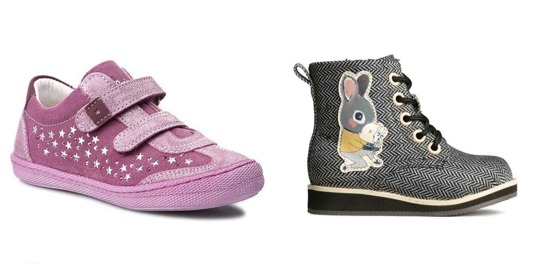 buty na jesień dla dziewczynki
