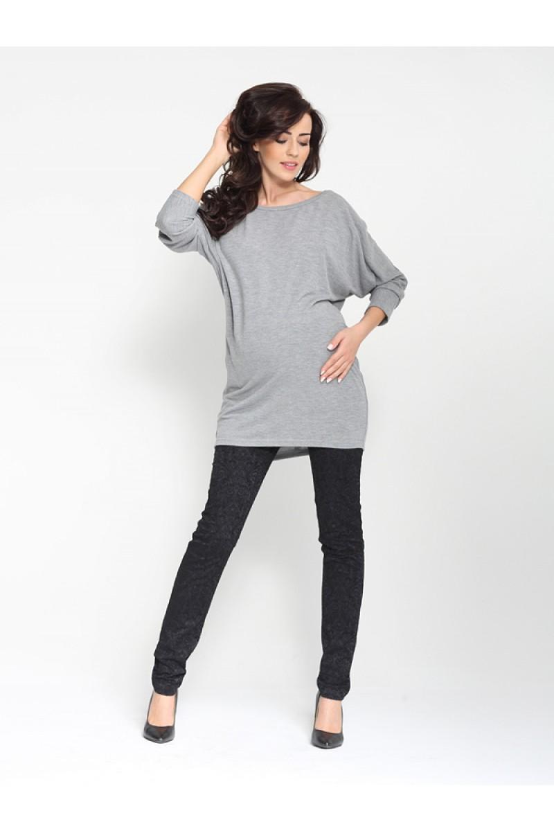 sweter ubrania dla ciężarnej