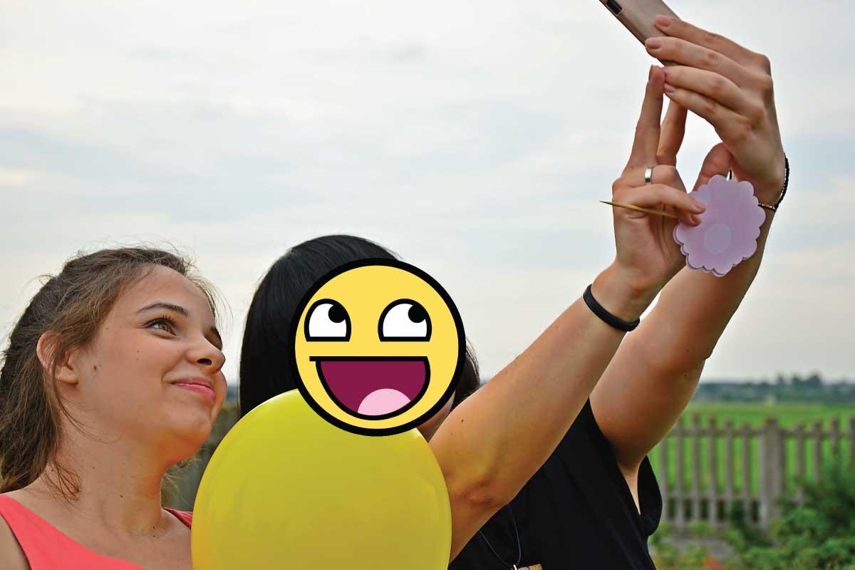 Selfie musi być!