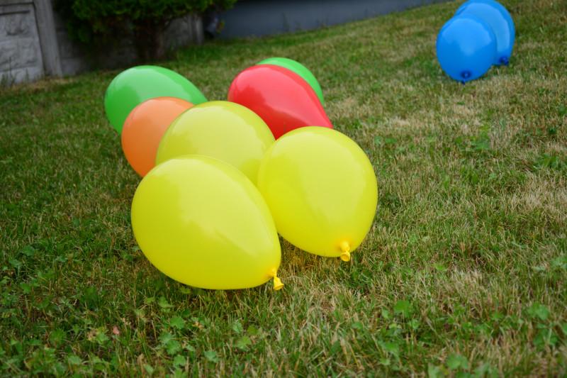 Balony takie fajne
