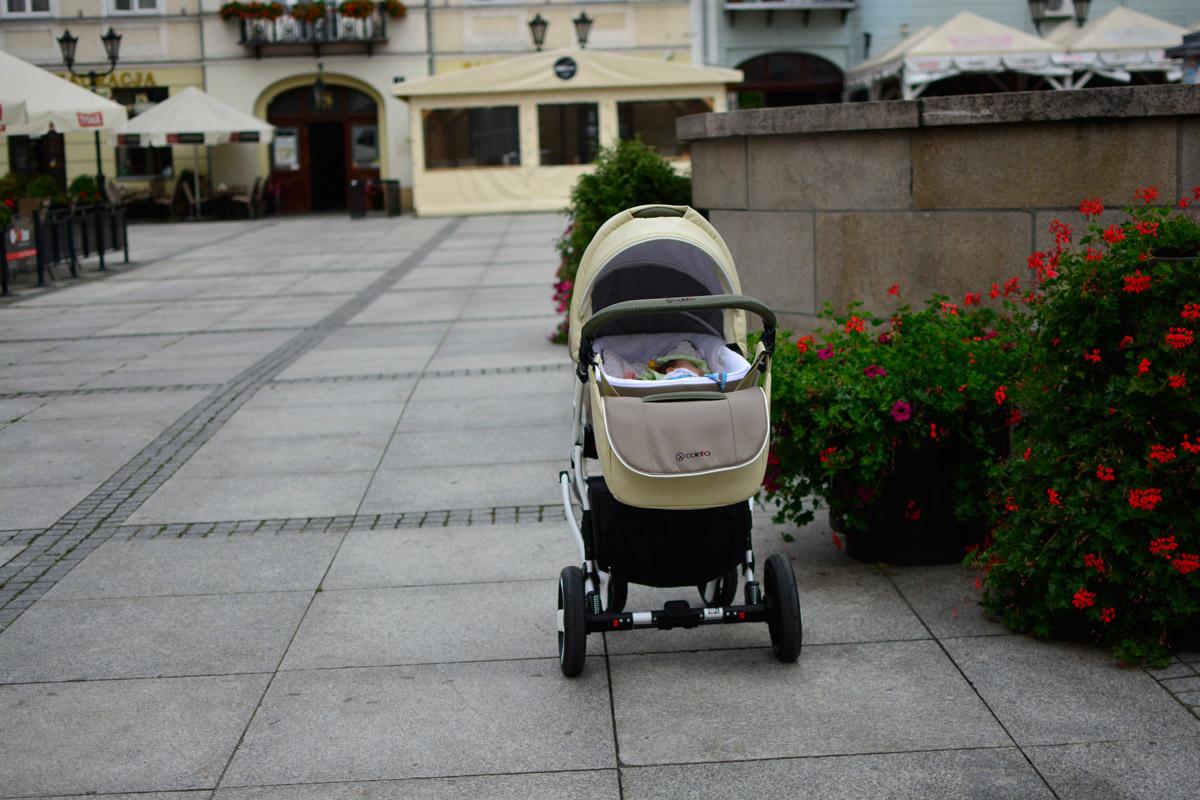 wózek Coletto